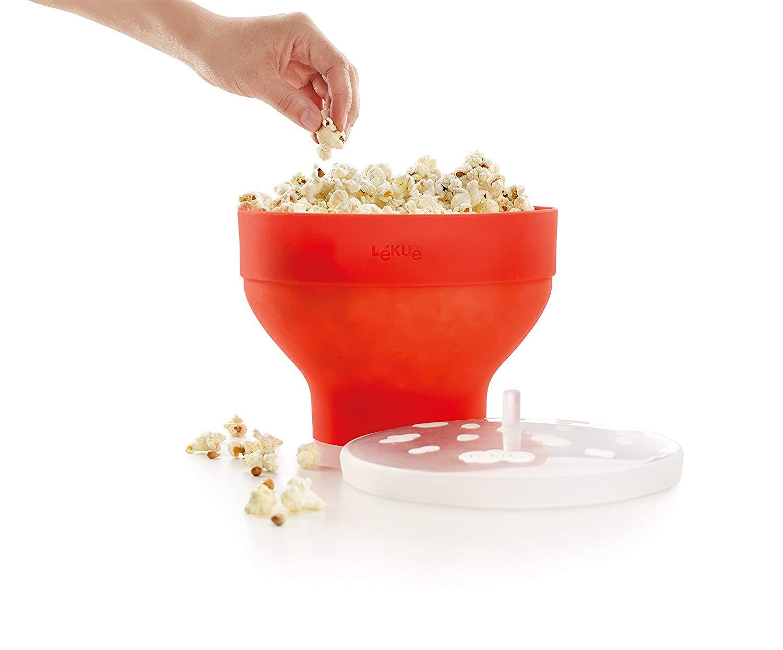 Lékué – microwave popcorn popper