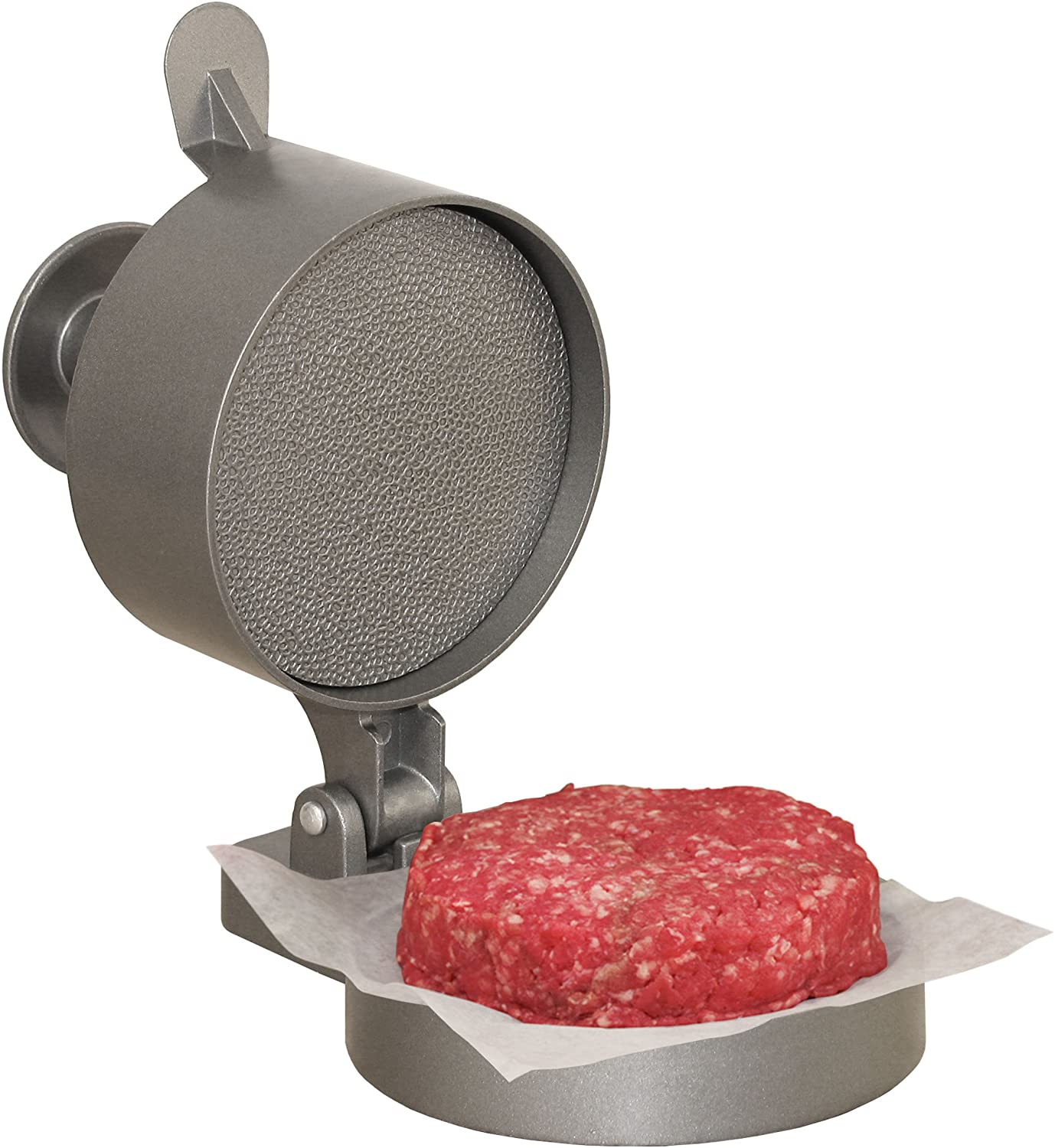 Weston burger express hamburger press with patty ejector