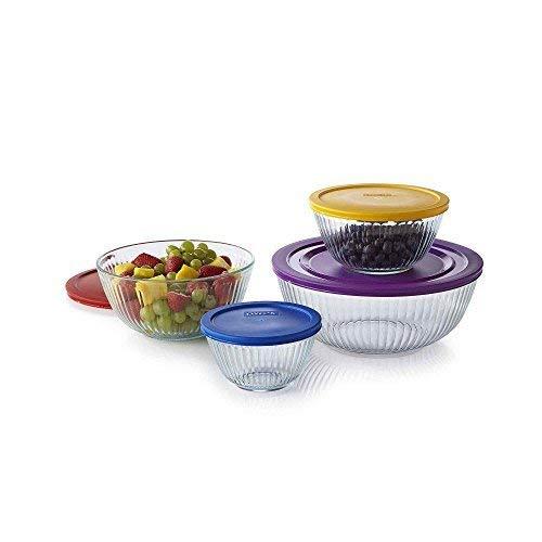 Pyrex 1123266 smart essentials bowl set