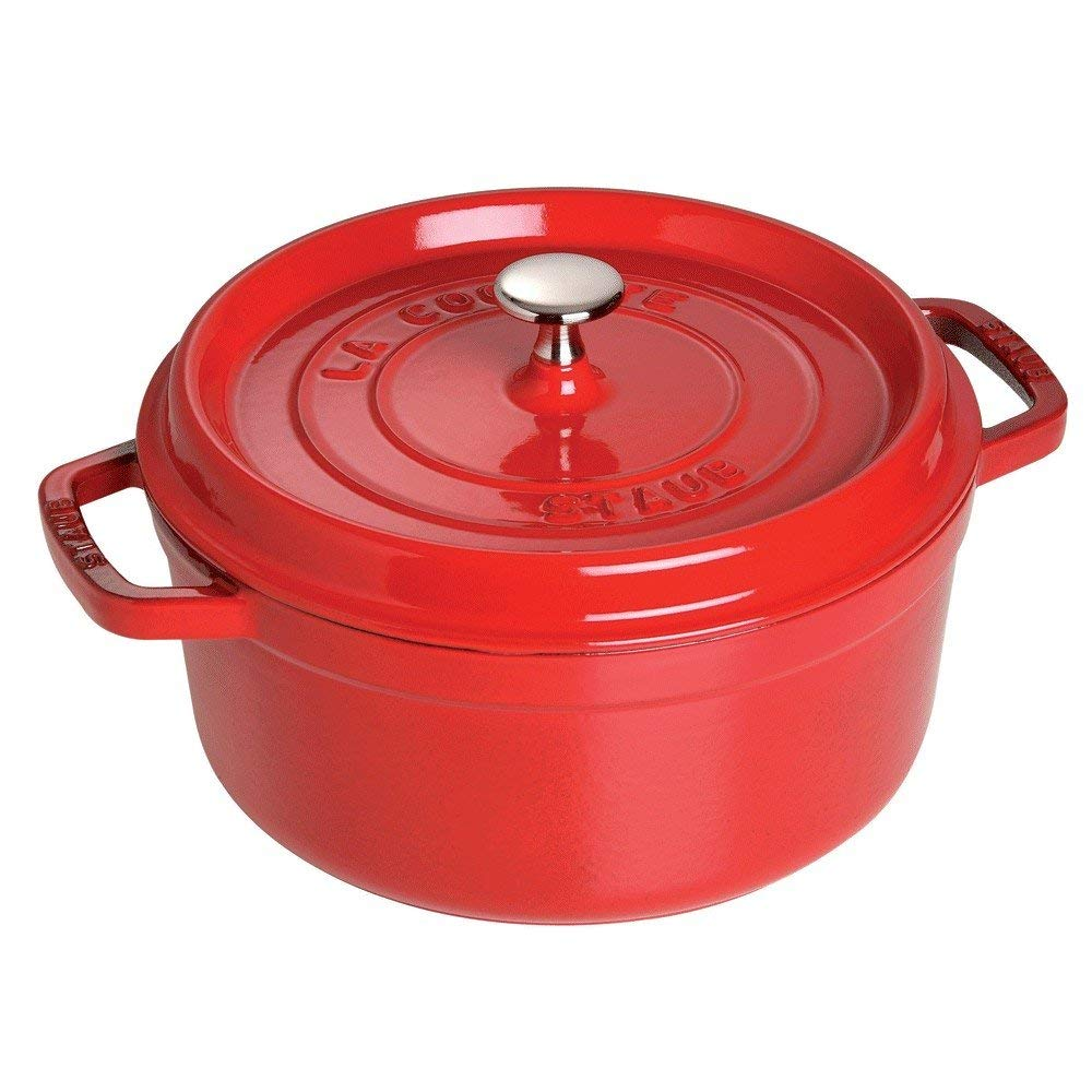 Staub 1102606 5.5 qt. round cocotte oven