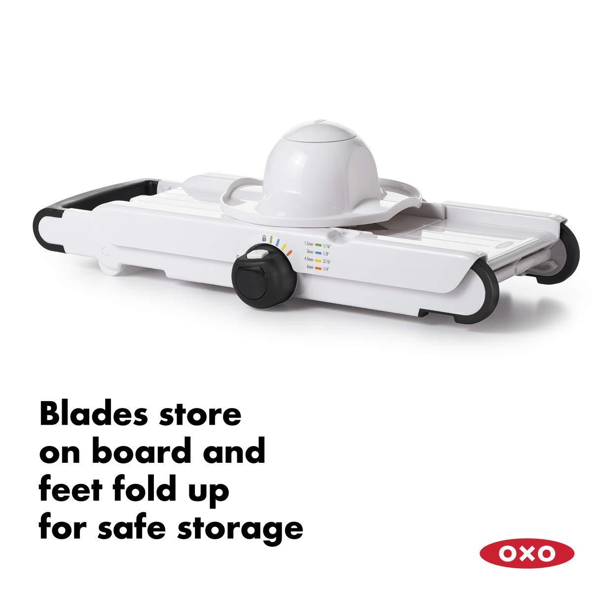 Oxo good grips v-blade mandoline slicer