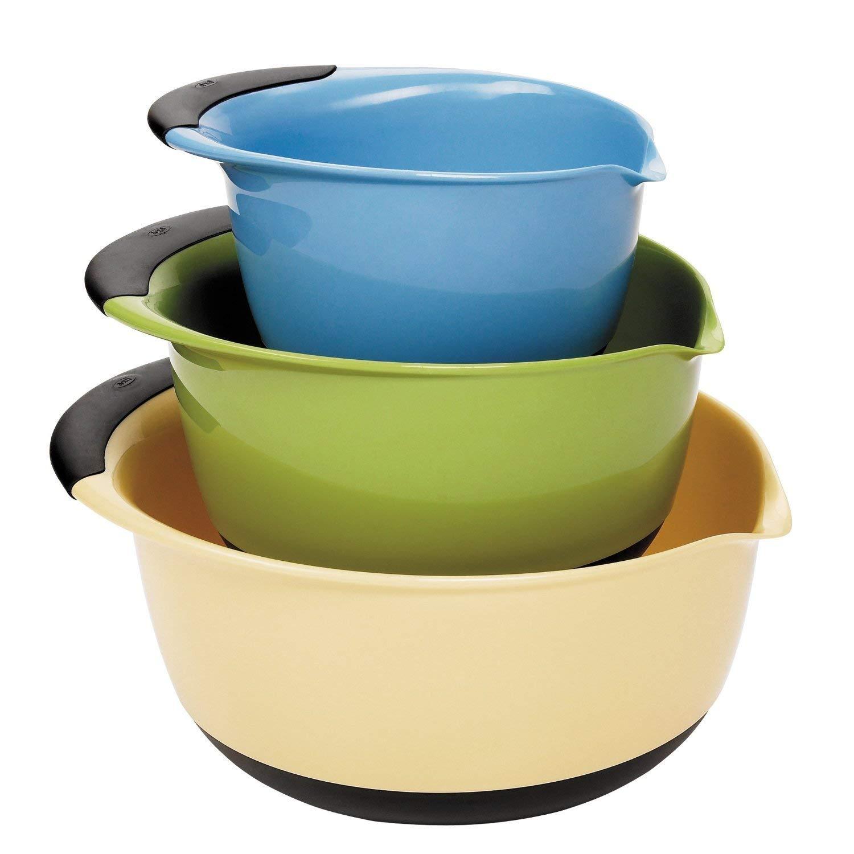 Oxo good grips mixing bowl set