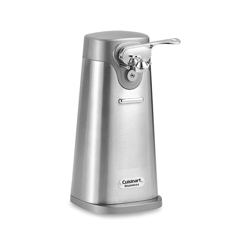 Cuisinart deluxe electric can opener