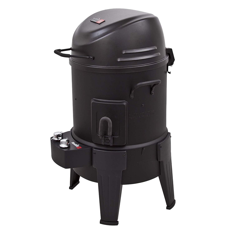 Char-broil tru smoker grill