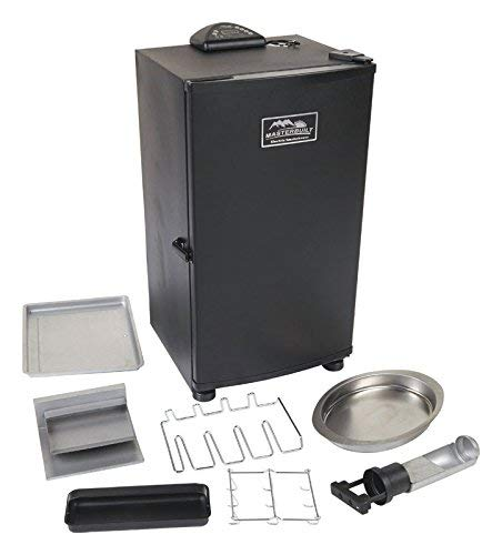 Masterbuilt 20070910 electric digital smoker grills