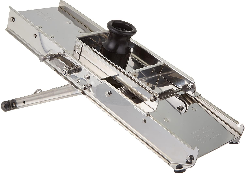 Bron original stainless steel mandoline slicer