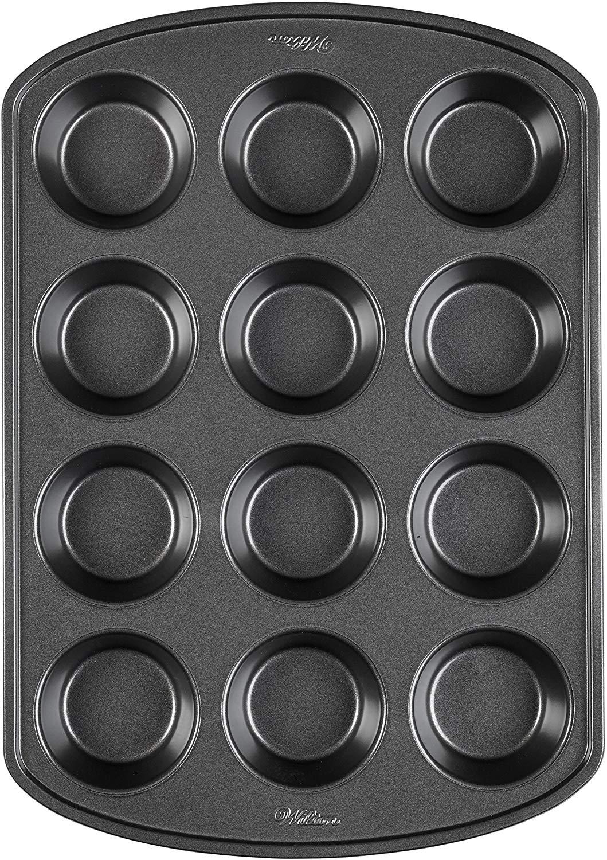 Wilton premium non-stick bakeware muffin and cupcake pan