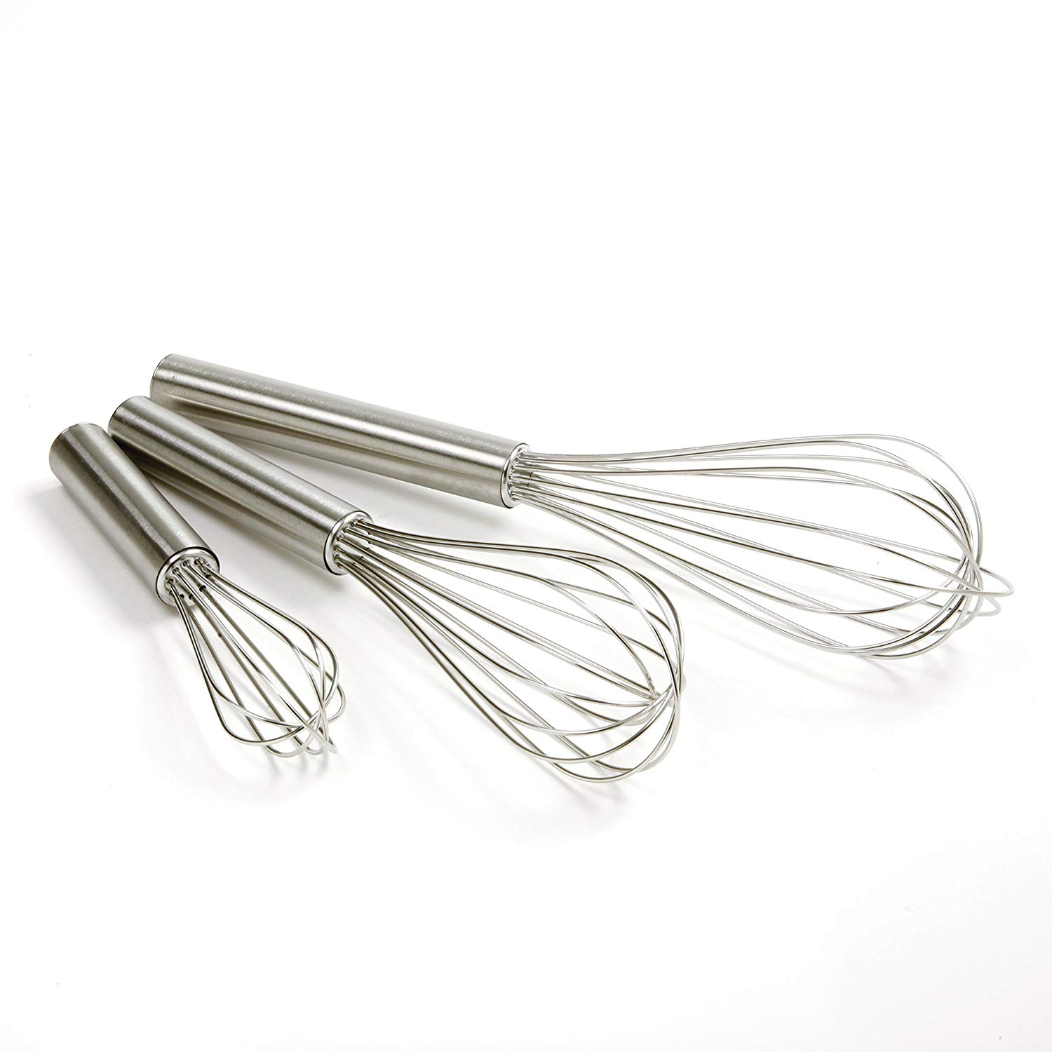 Norpro stainless steel whisks