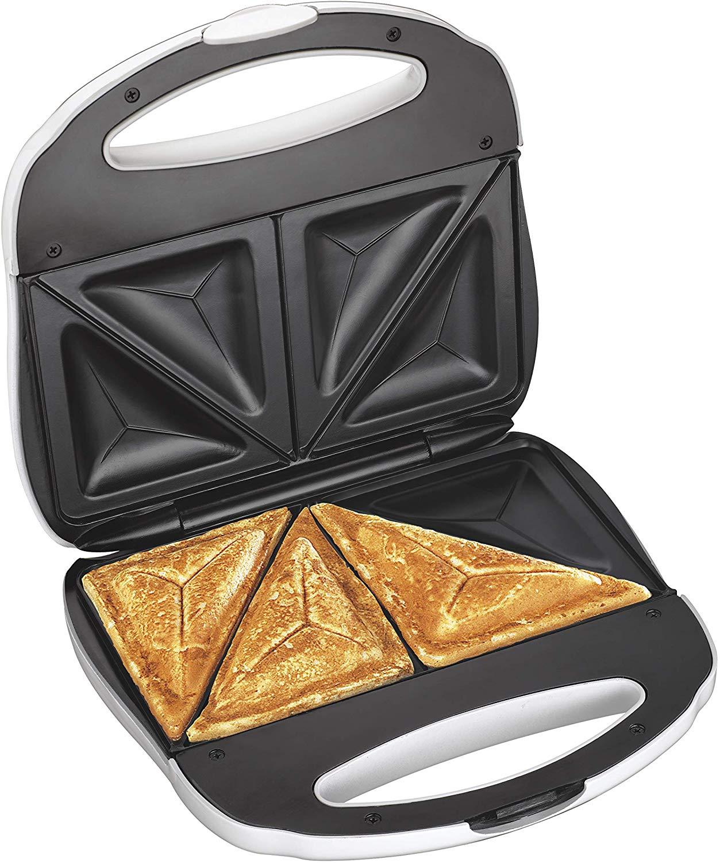 Hamilton beach proctor silex 25408 sandwich toaster
