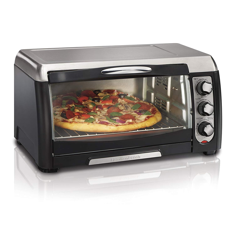 Hamilton beach 31331 convection toaster oven