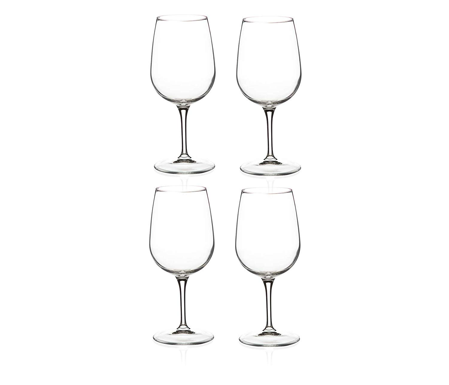 Spazio 13.5 oz. wine glass by bormioli rocco