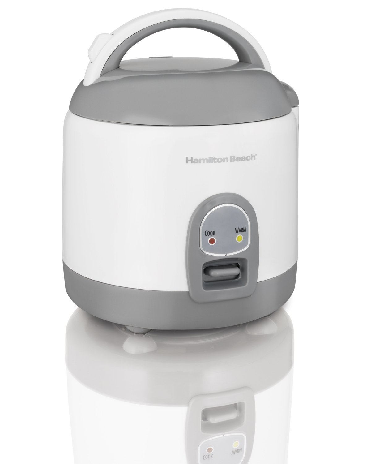 Hamilton beach (37508) rice cooker with rinser/steam basket