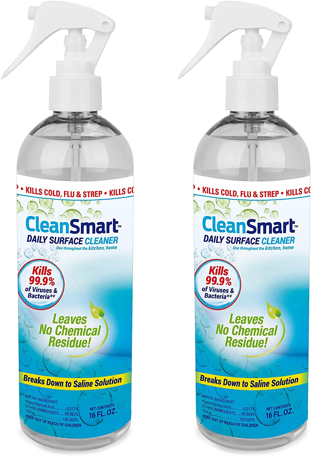Cleansmart disinfectant spray mist