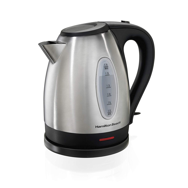 Hamilton beach 1.7 liter electric kettle