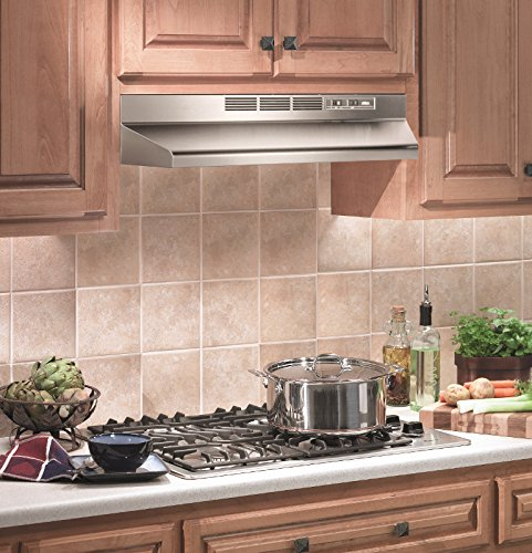 Broan 413004 stainless steel range hood