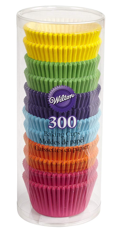 Wilton 300-count rainbow
