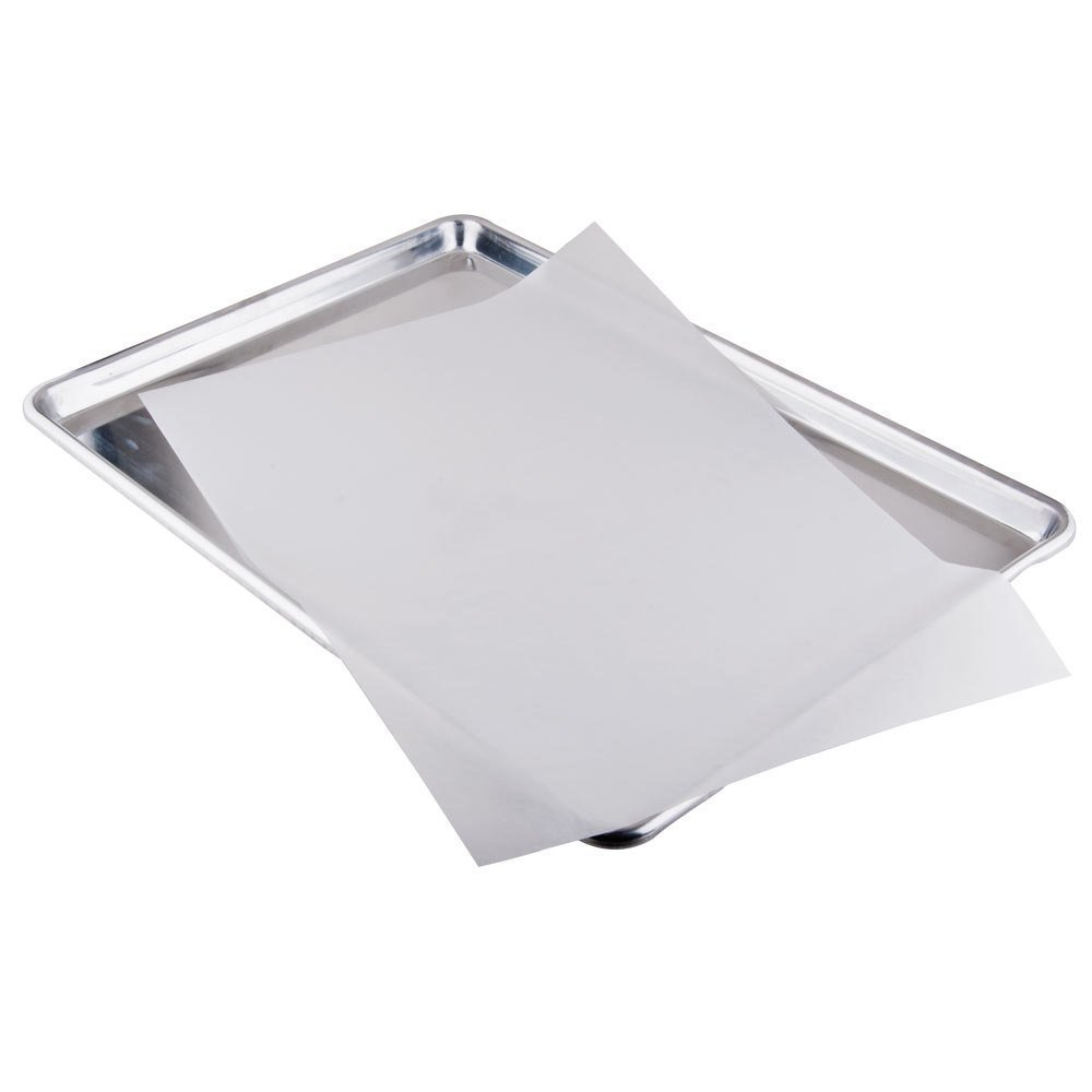 1 x parchment paper for baking pan liners 110 sheets