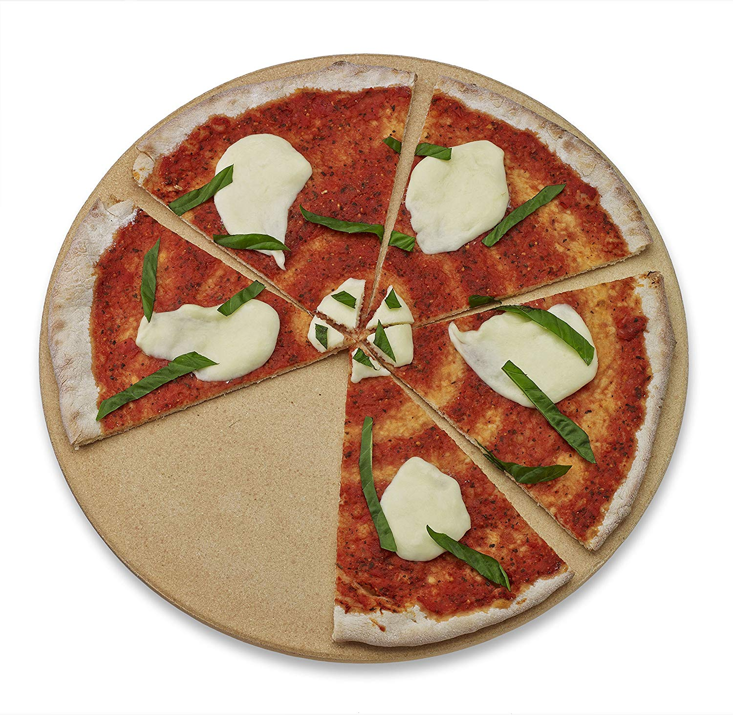 "Old stone oven round pizza 16"" stone"