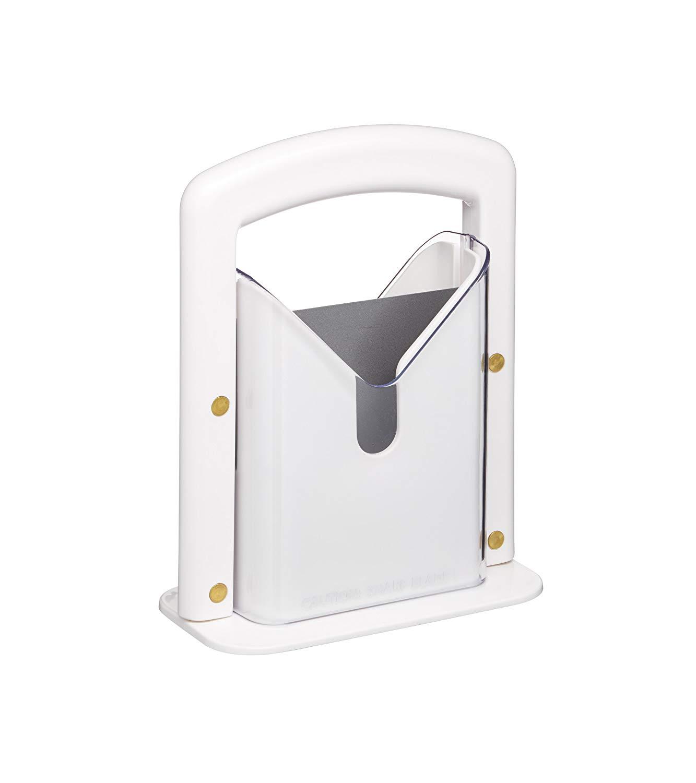 Lifetime brands hoan bagel guillotine slicer