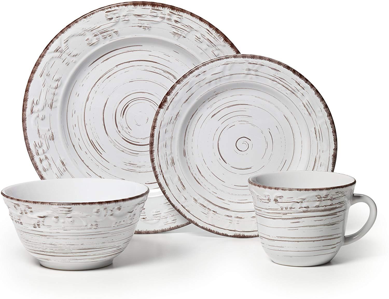 Pfaltzgraff trellis stoneware
