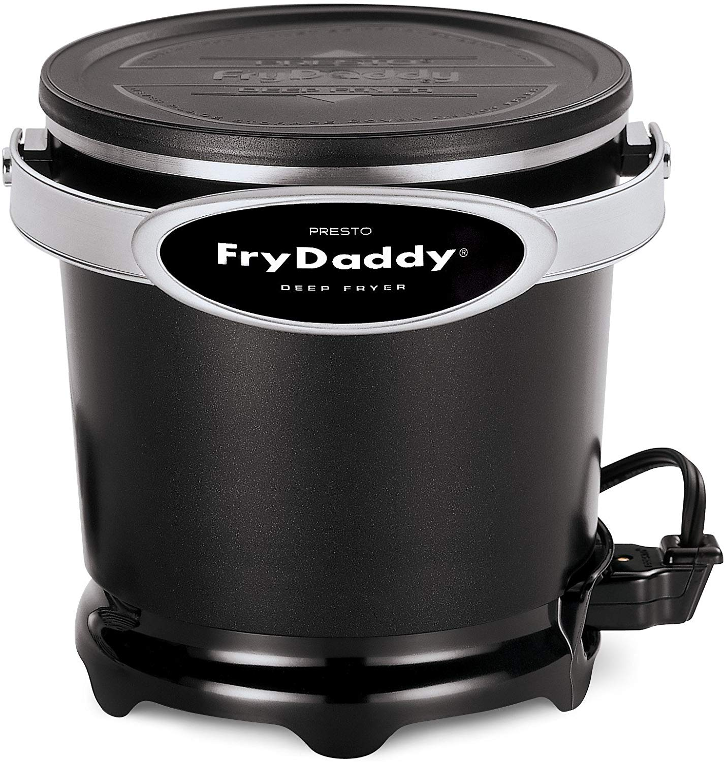 Presto® frydaddy® electric deep fryer, 4 cups