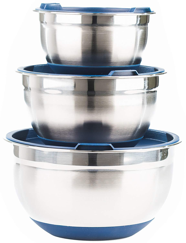 Nordic ware prep n serve mixing bowl set