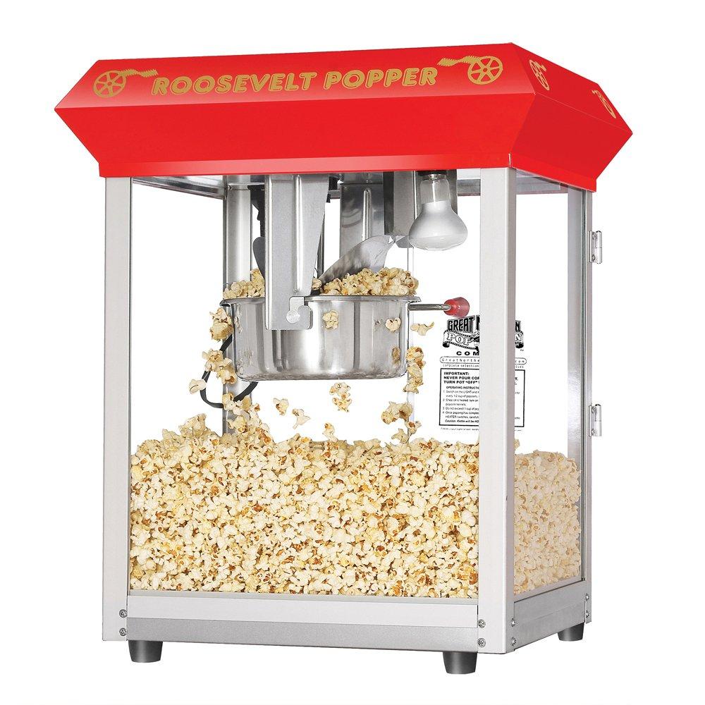 Great northern popcorn 6010 roosevelt top