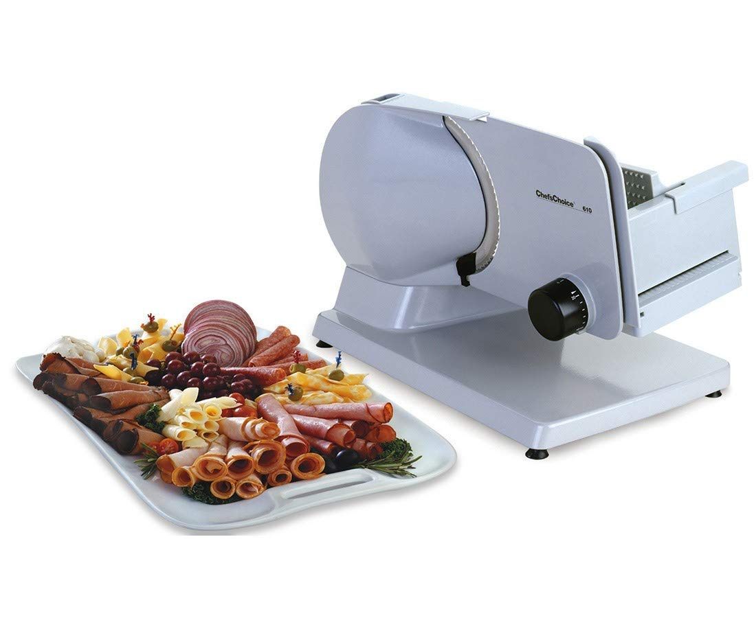 Chef's choice 610 electric food slicer