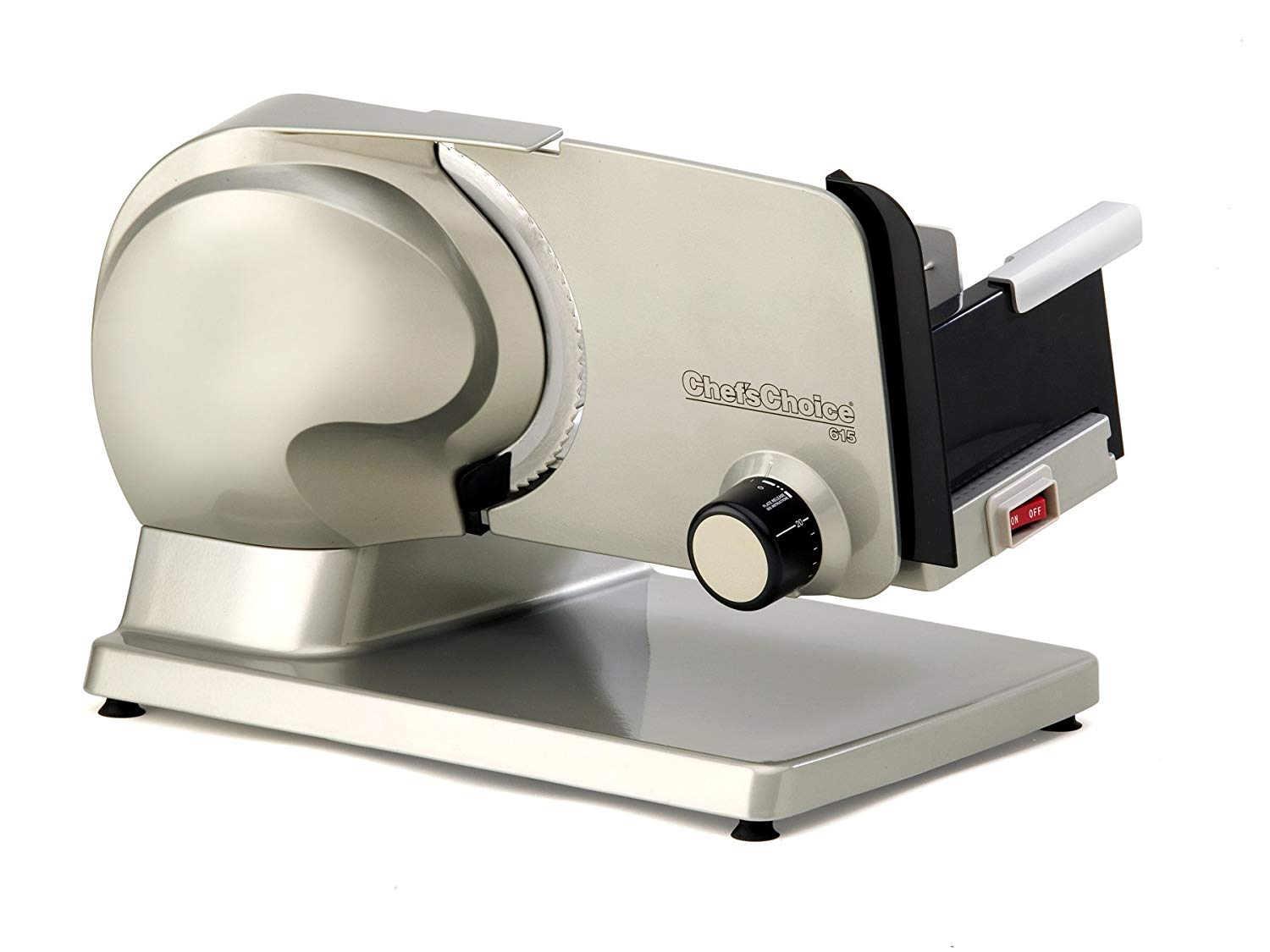 Chef's choice 615 premium home food slicer