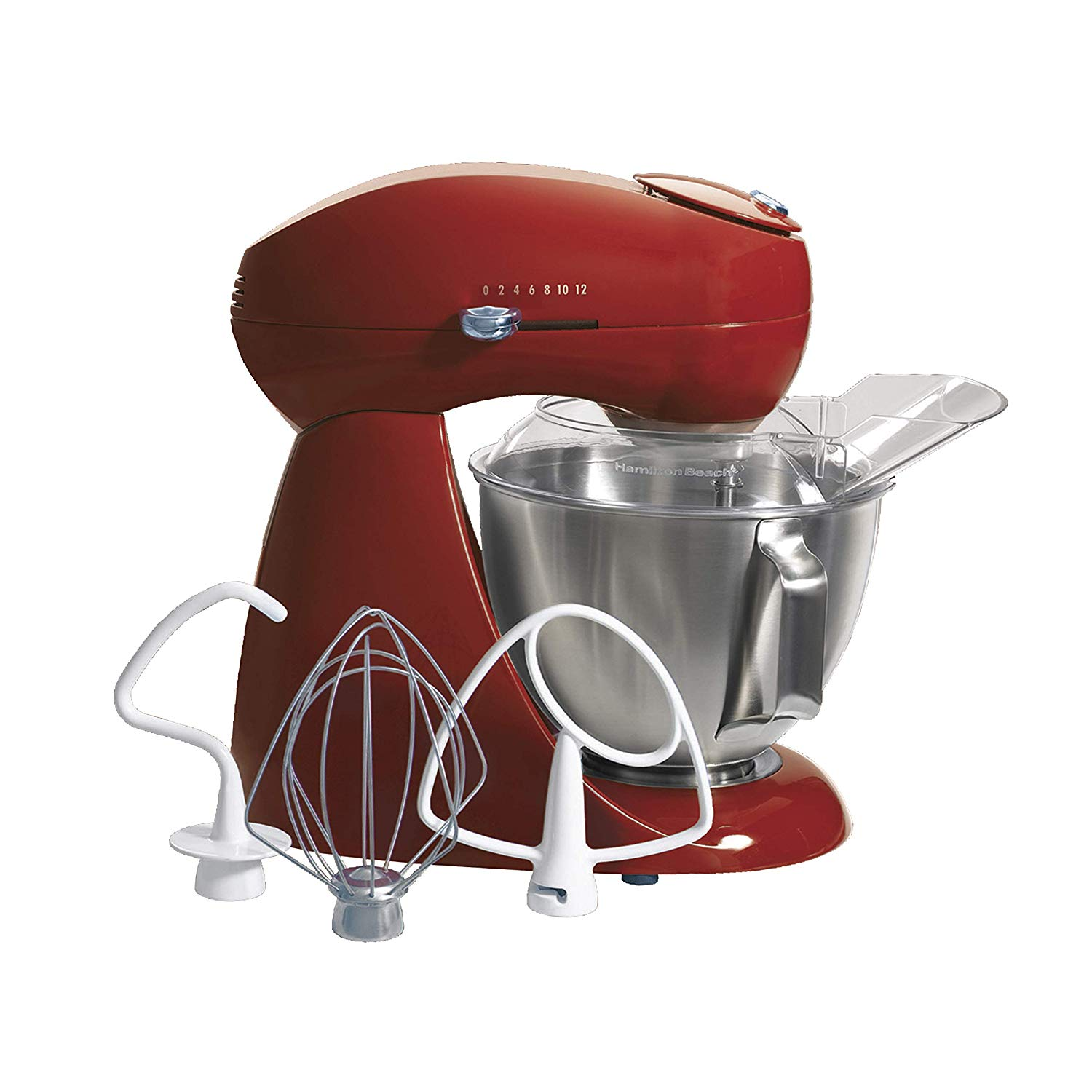 Hamilton beach electrics all-metal stand mixer