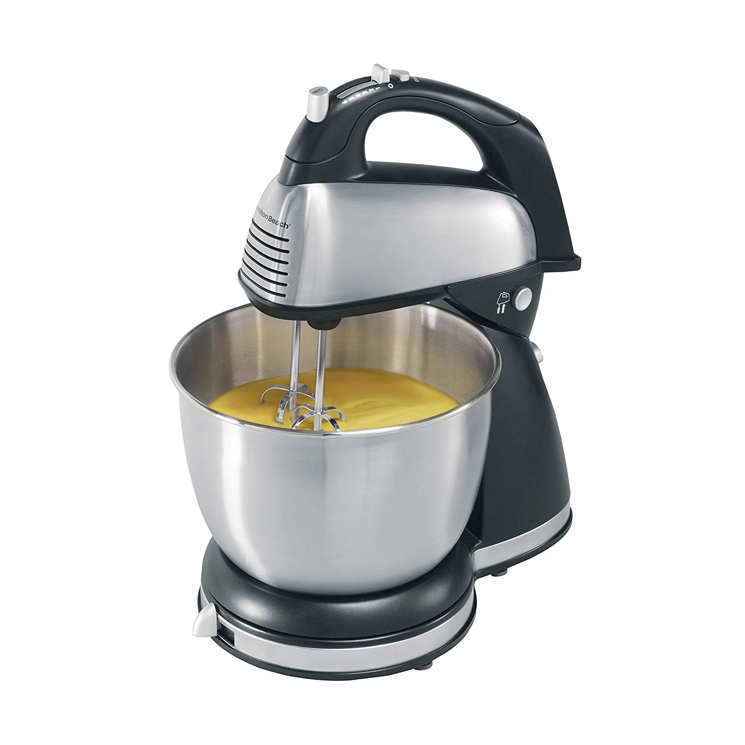 Hamilton beach 64650 6-speed classic stand mixer