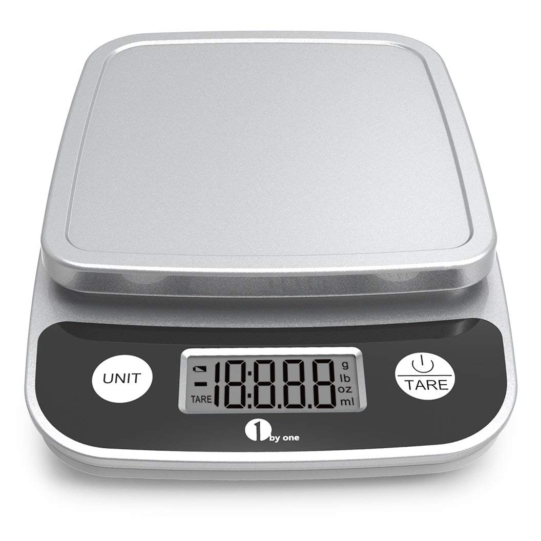 1byone digital multifunction kitchen scale