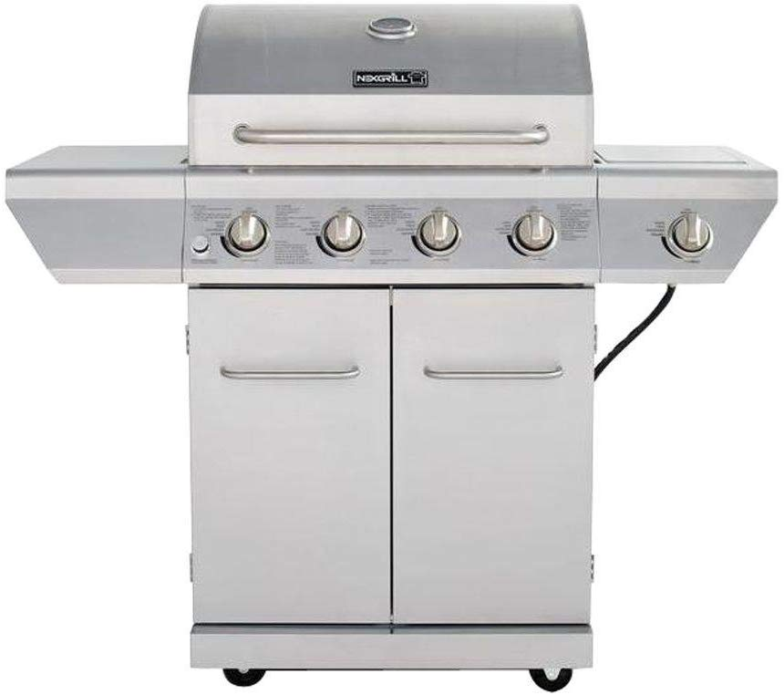 Nexgrill 4-burner propane gas grill