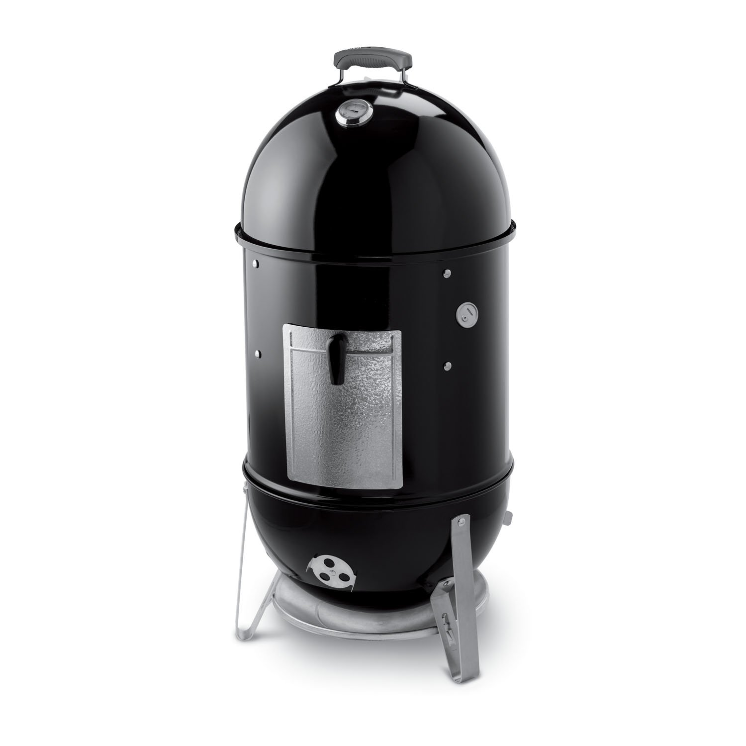 Weber smokey mountain cooker charcoal smoker grills