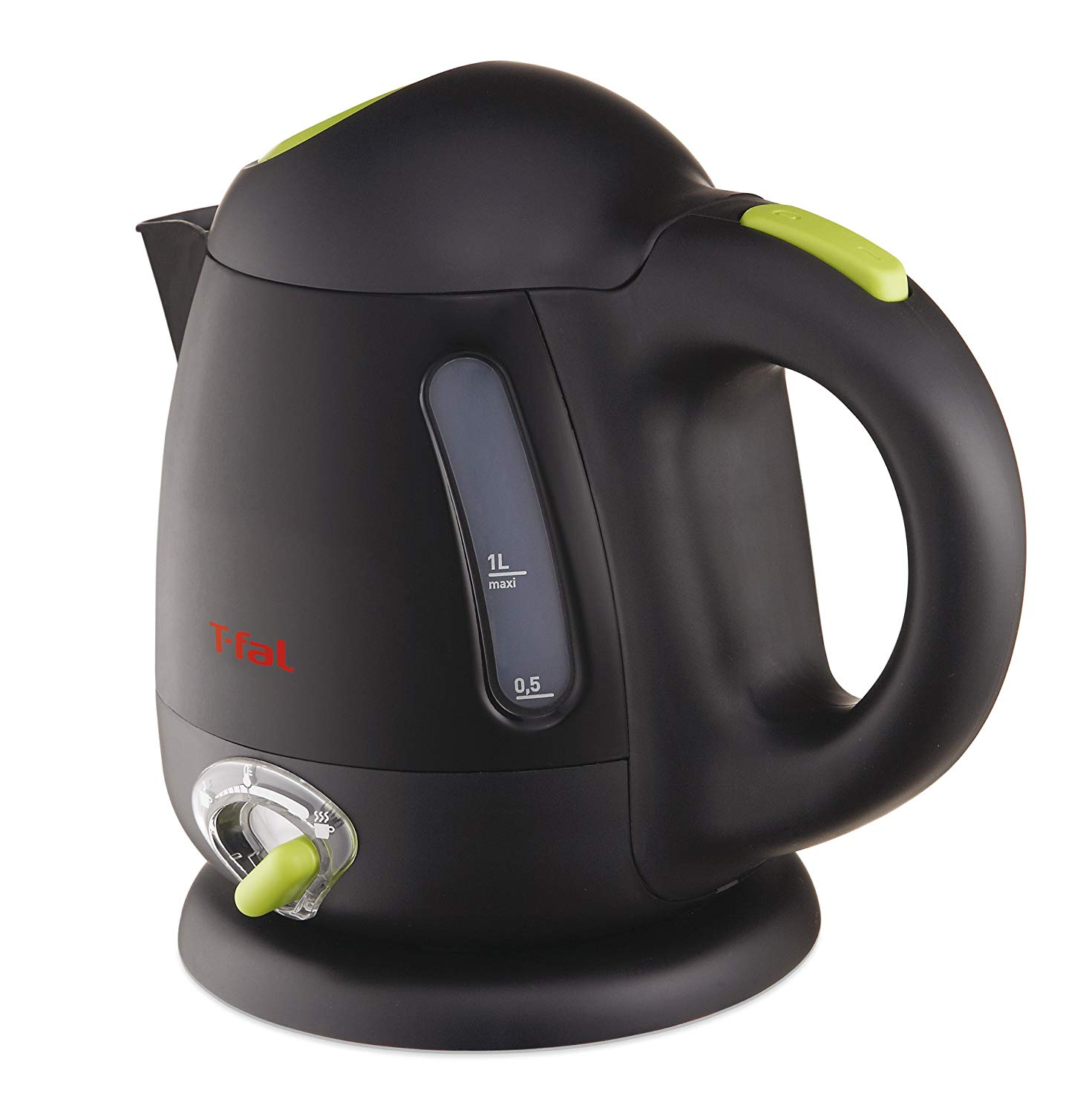 T-fal bf6138 balanced living 4-cup 1750-watt electric travel cordless kettle