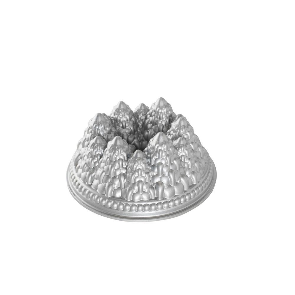 Nordic ware metallic pine forest bundt pan
