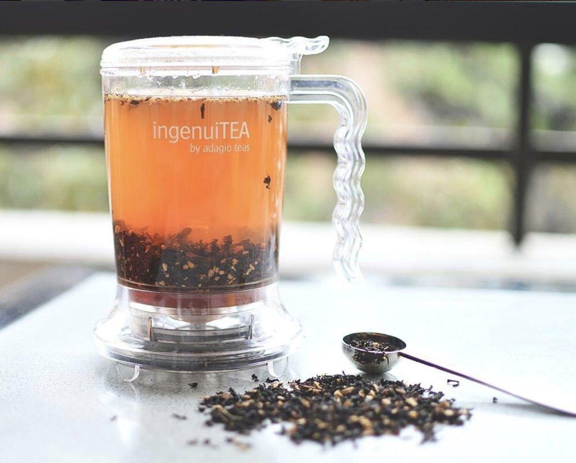 Adiago teas ingenitea iced tea teapot