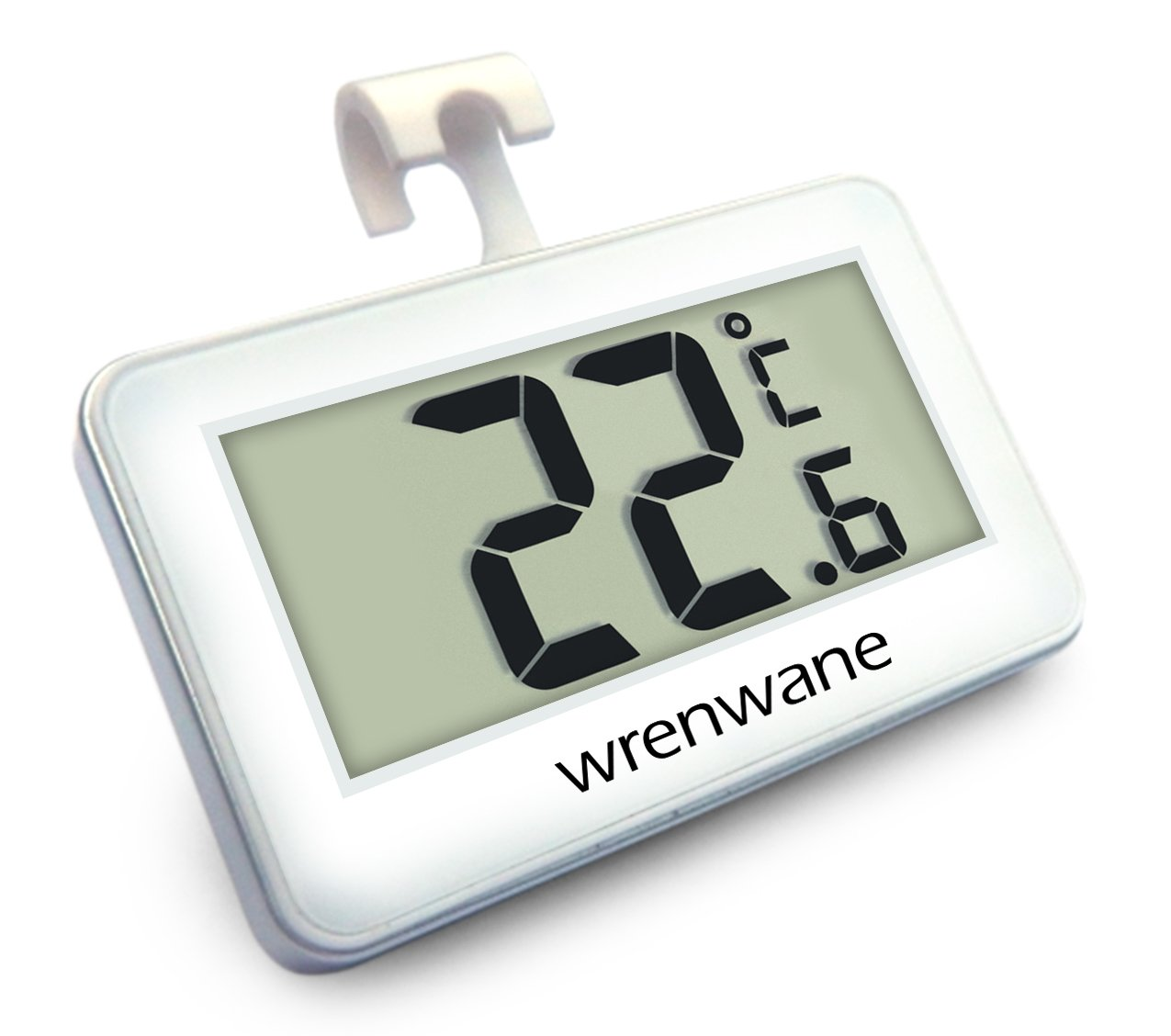 Wrenwane digital thermometer