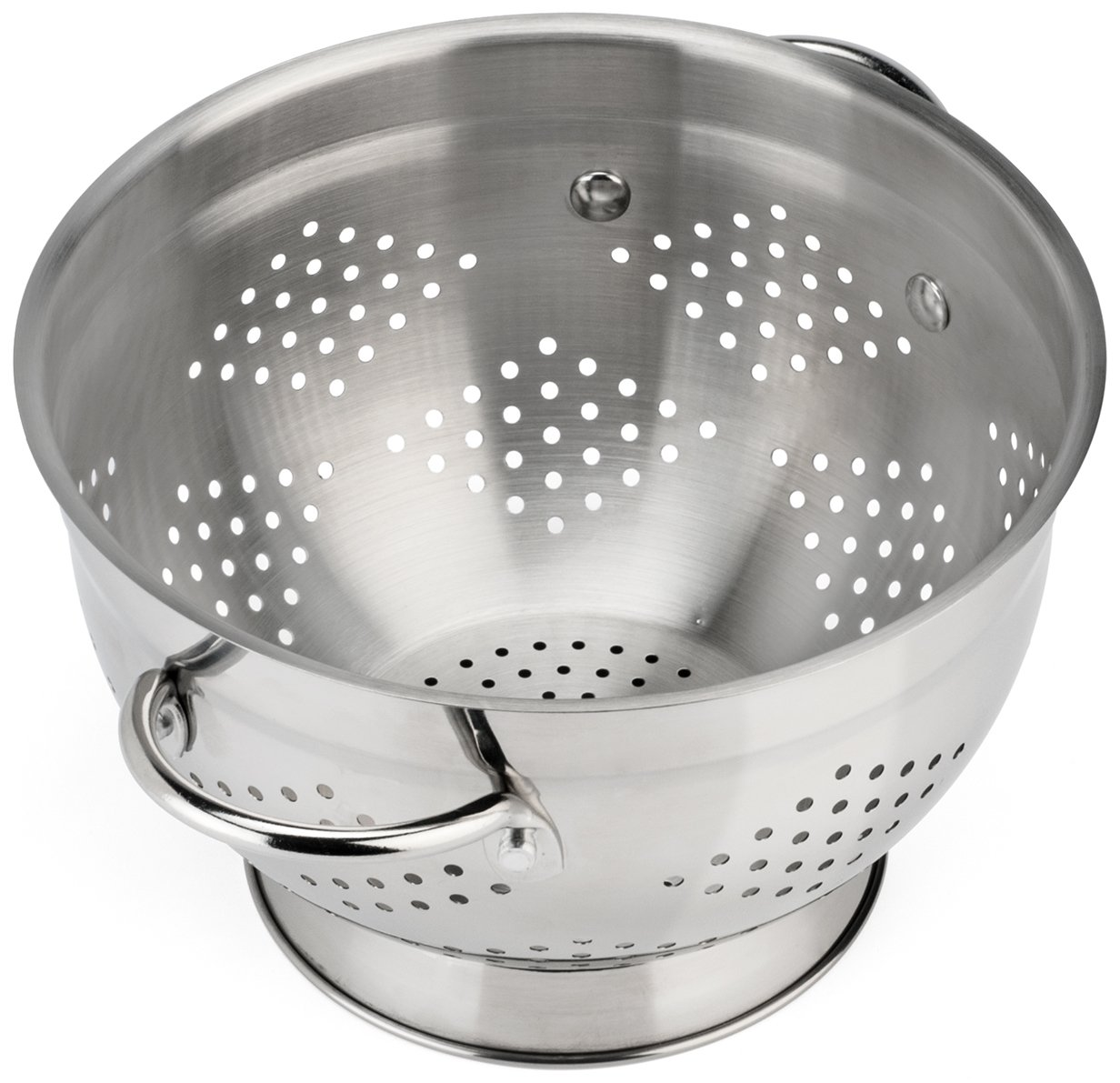 Raishi stainless steel classic colander