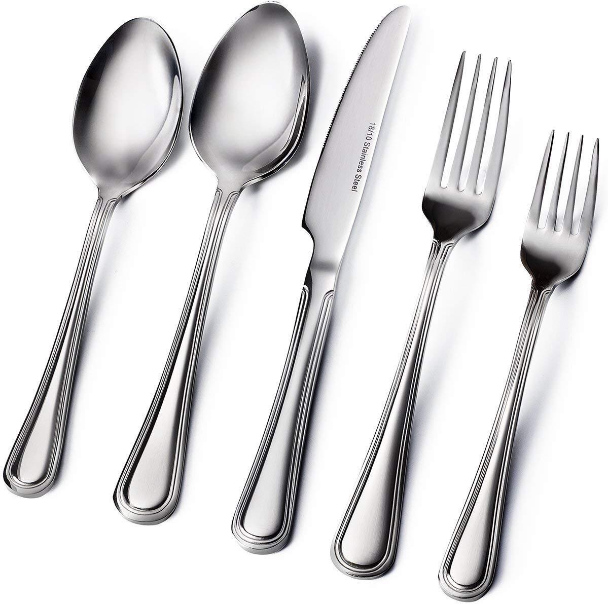 Sagler flatware set