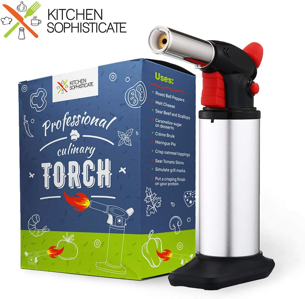 Kitchen sophisticateprofessional culinary torch
