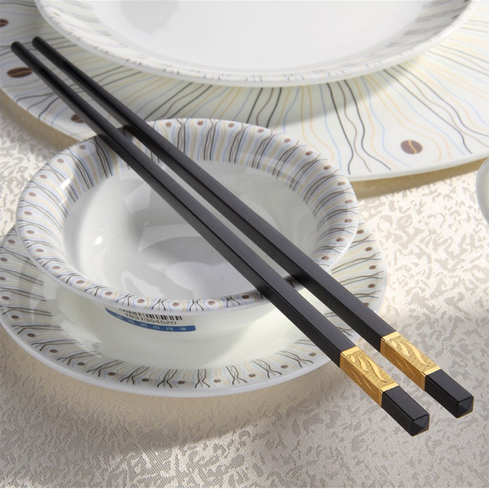Reusable luxury chopstick set (melamine chopsticks)