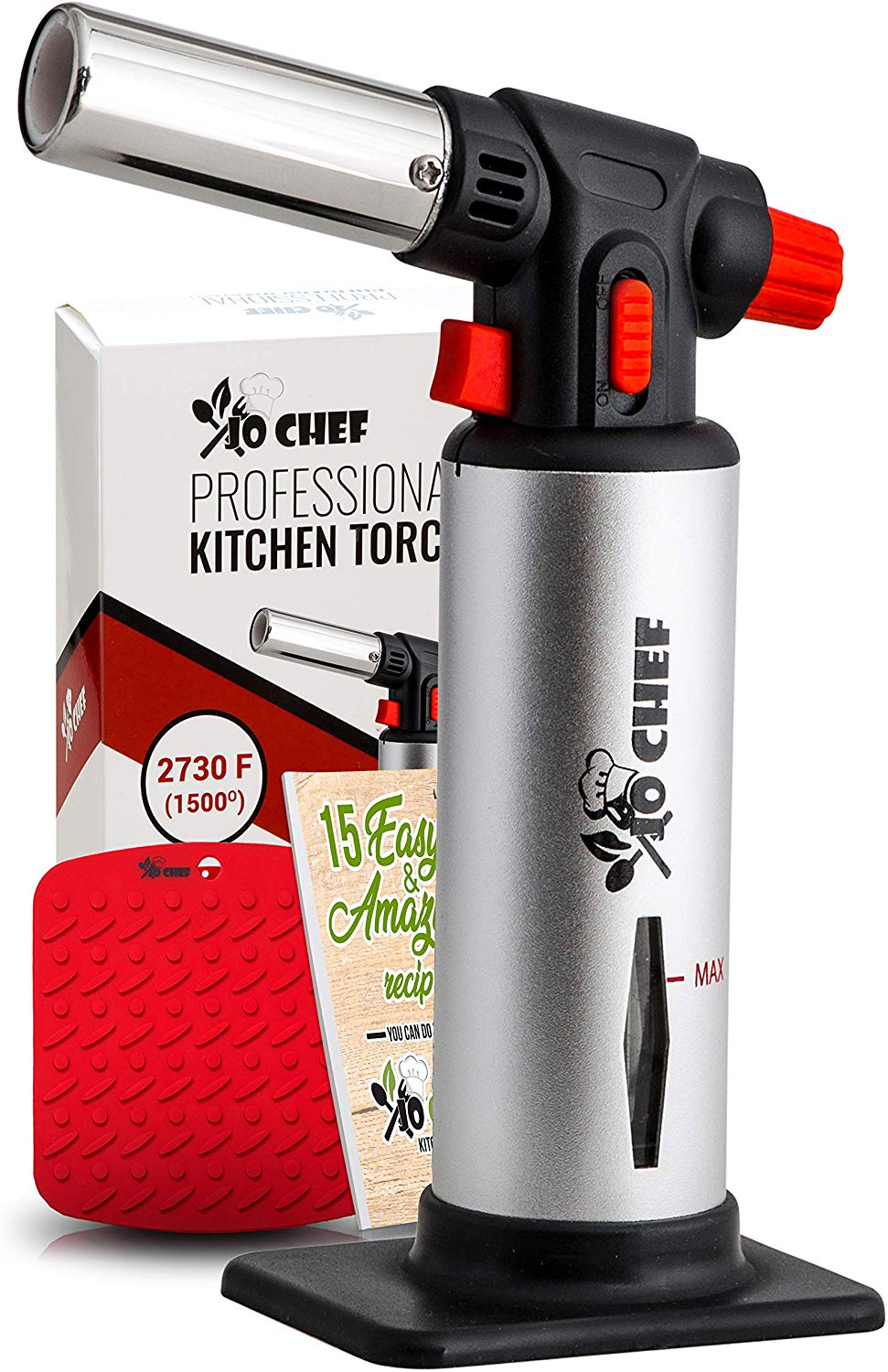 Jo chef professional culinary torch