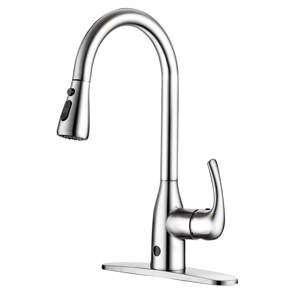 Badijum touchless kitchen faucet