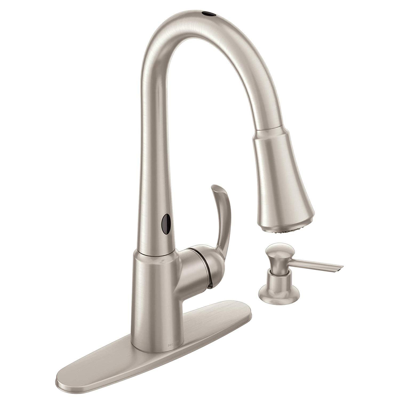 Boharers motion sensor kitchen faucet