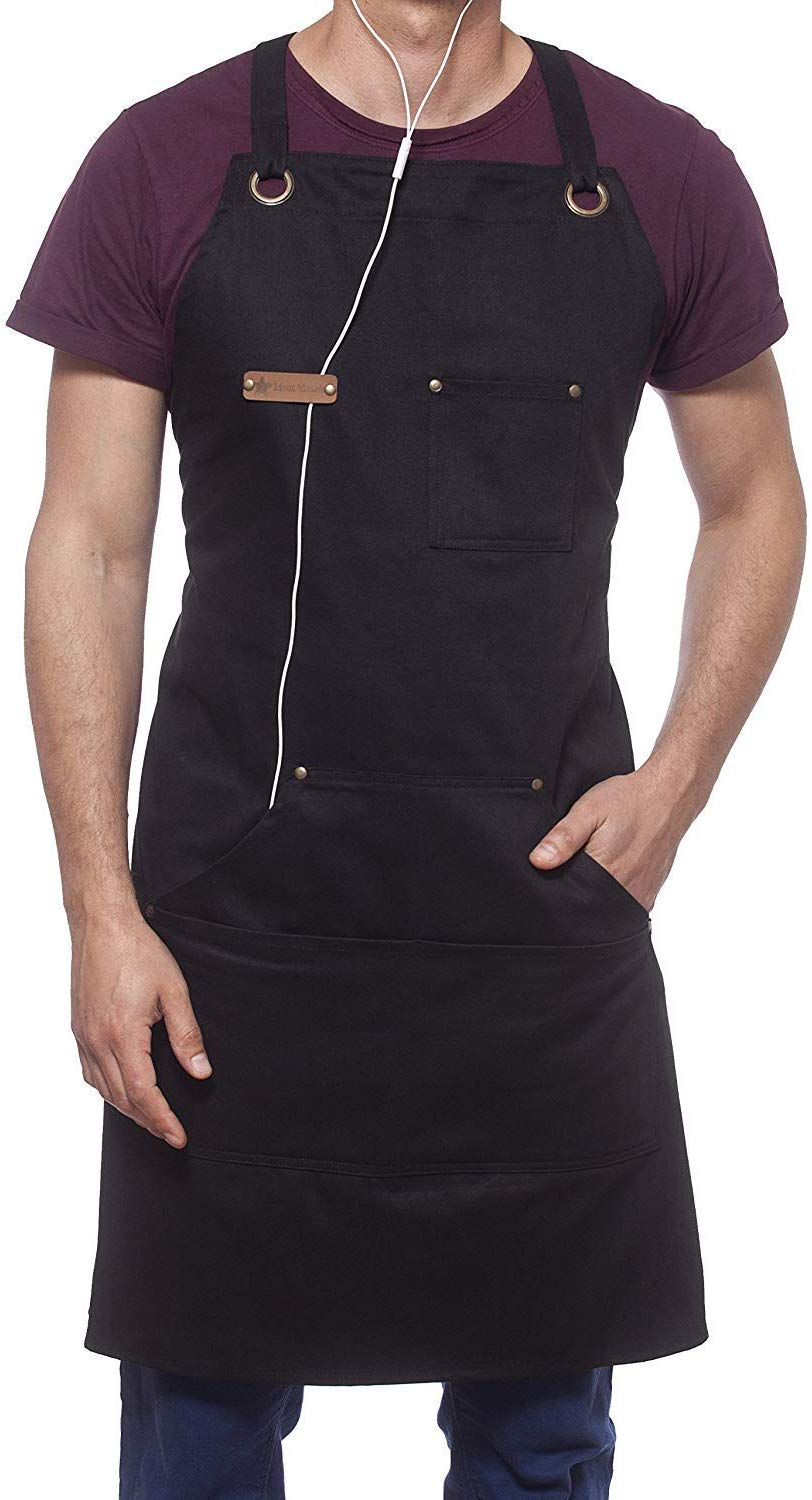 Ment trends professional cooking apron