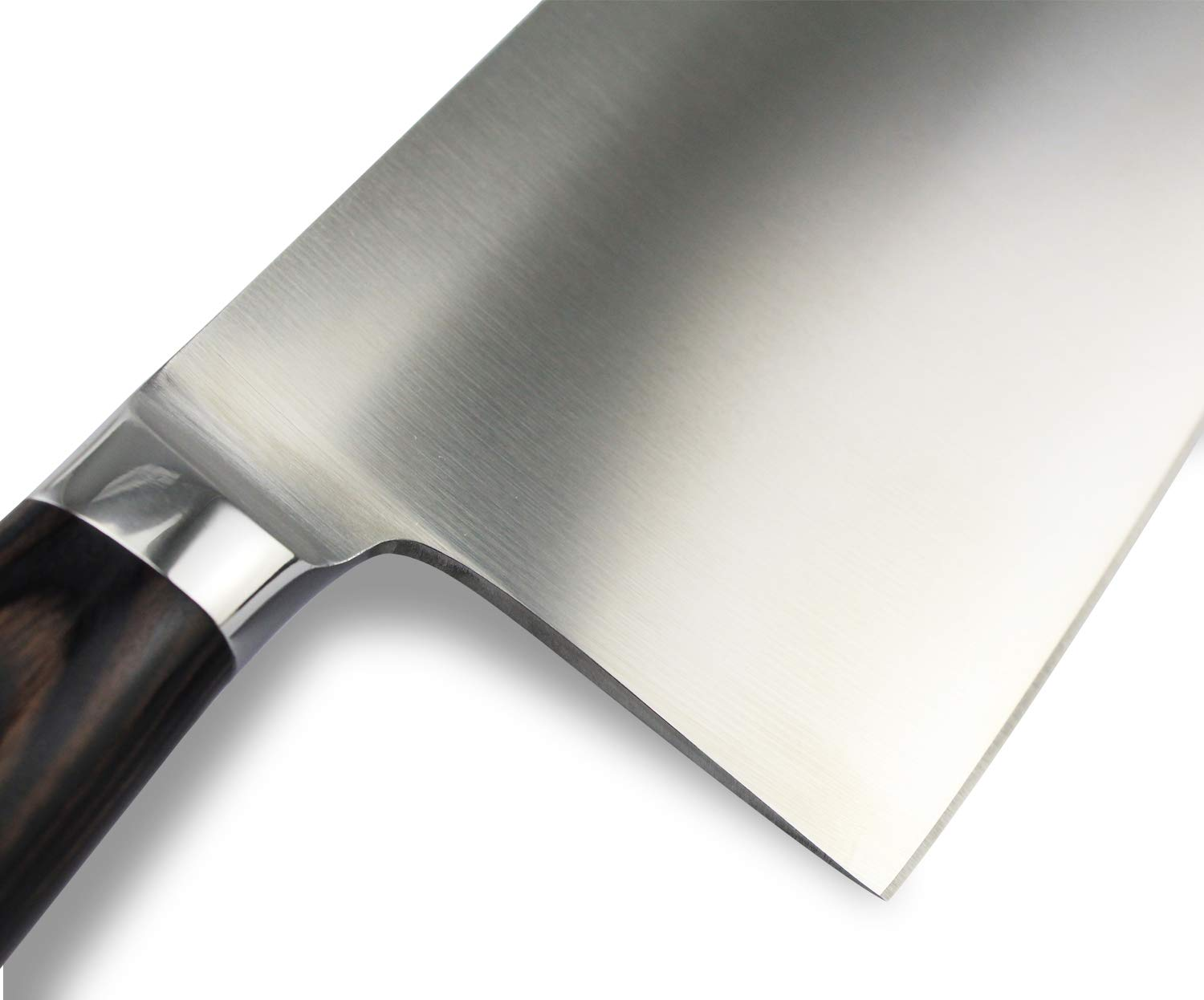 Imarku 7-inch stainless steel cleaver