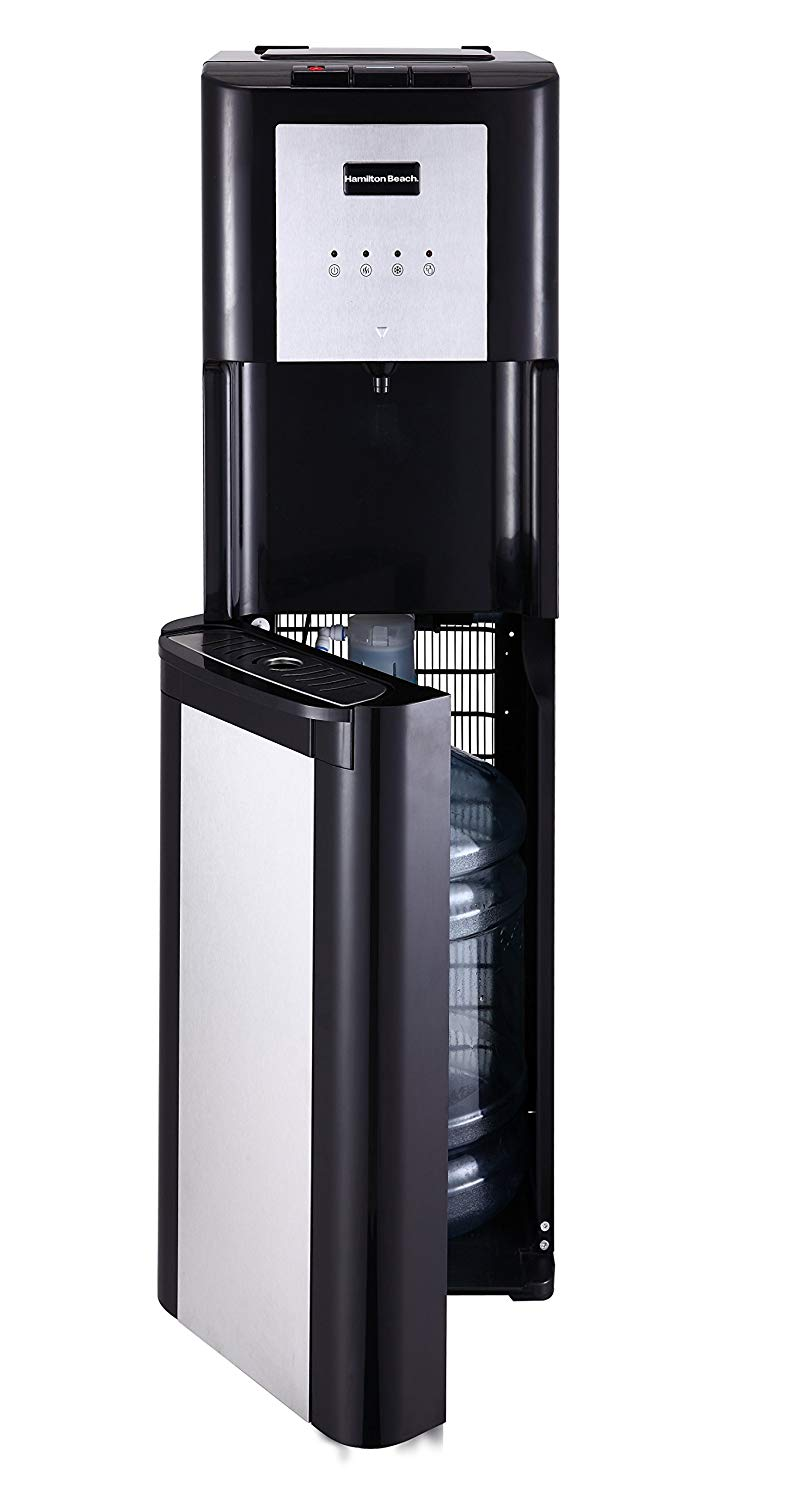 Hamilton beach bl-1-4a cold and room temperatures water cooler dispenser