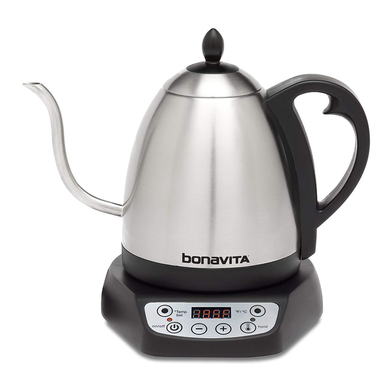 Bonavita variable temperature digital electric kettle