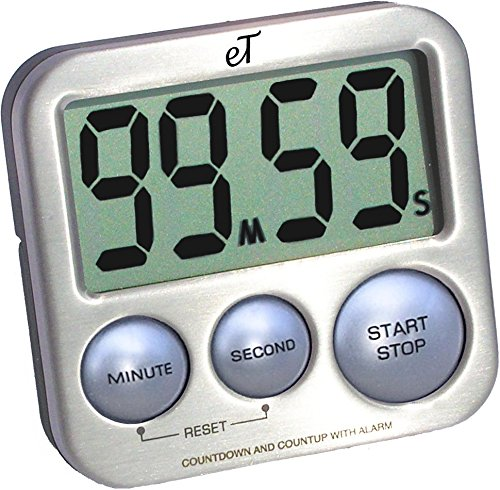 Et-26 digital kitchen timer